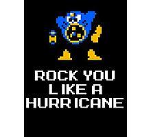 Airman Rocks you like a Hurricane Photographic Print