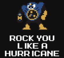 Airman Rocks you like a Hurricane by Vipes