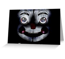 FNAF Sister Location: There was never just one Greeting Card
