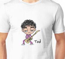 Guitar Tod Unisex T-Shirt