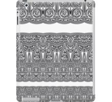 Tribal Corset  iPad Case/Skin