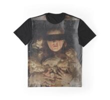 Whispers in the dark Graphic T-Shirt