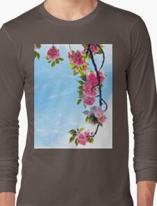 Blooming Blossoms  Long Sleeve T-Shirt