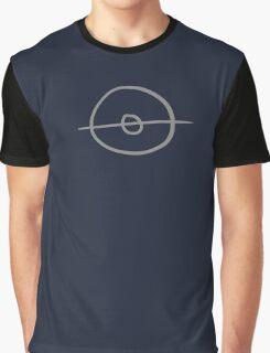 Pokeball Sketch 2 Graphic T-Shirt