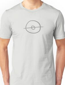 Pokeball Sketch 2 Unisex T-Shirt