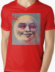 high noon Mens V-Neck T-Shirt