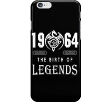 1964 - THE BIRTH OF LEGENDS iPhone Case/Skin