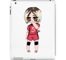 Kenma Chibi iPad Case/Skin