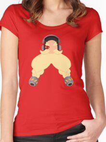 Minimalist Torbjorn Women's Fitted Scoop T-Shirt