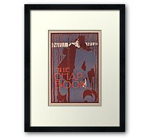 Artist Posters The chap book 1 0463 Framed Print