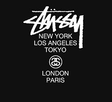 Stussy Logo Location high quality  Classic T-Shirt