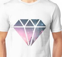 Like a diamond in the sky Unisex T-Shirt