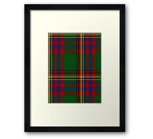 00270 Tartan of the Celts Framed Print