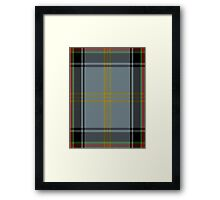 00273 Bell of the Border Tartan  Framed Print