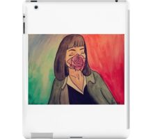 Mrs. Mia Wallace iPad Case/Skin