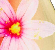 Vase flower Sticker