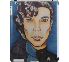Sherlock vs Khan iPad Case/Skin