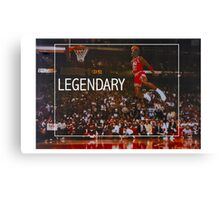 23 DUNK Canvas Print