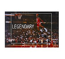 23 DUNK Photographic Print