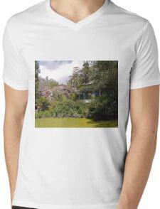 Band Rotunda, Cataract Gorge, Launceston, Tasmania Mens V-Neck T-Shirt