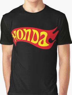 Honda Hot Wheels Parody Graphic T-Shirt