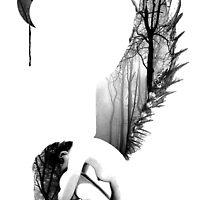 fallen by Loui  Jover