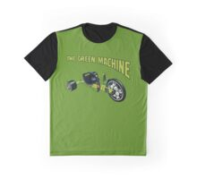 The Green Machine Graphic T-Shirt