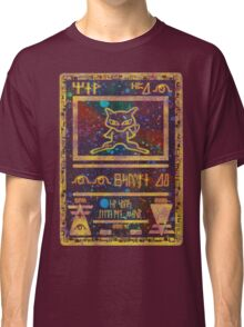 ANCIENT MEW - Pokemon Card T-Shirt Classic T-Shirt