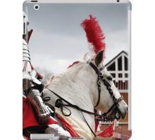 24.4.2016: Knight and Horse iPad Case/Skin