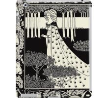 Art Nouveau Aubrey Beardsley Salome iPad Case/Skin