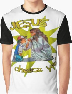 Jesus I Choose You! Graphic T-Shirt