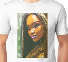 $IN CITY: JASMINE WEST Unisex T-Shirt