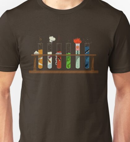 Muppet Science Unisex T-Shirt