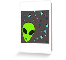 I still want to believe. Greeting Card