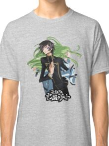 lelouch and C back to back Classic T-Shirt