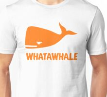 What A Whale Unisex T-Shirt
