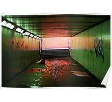 London Underpass #2  Poster