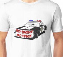No Justice No Peace Unisex T-Shirt