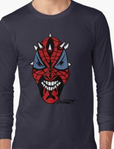 SpiderMaul - Original Drawing Long Sleeve T-Shirt