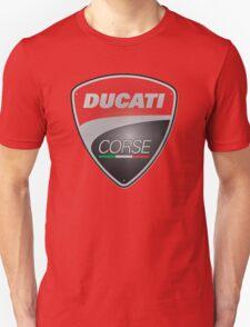 Ducati Corse Italian Superbike T-Shirt