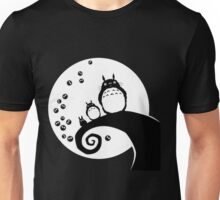 totoro the friendly neighbour nightmare before christmas  Unisex T-Shirt