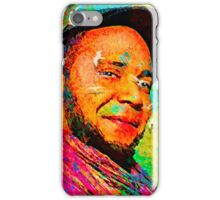 WATER MEETS AT COMMON GROUND iPhone Case/Skin