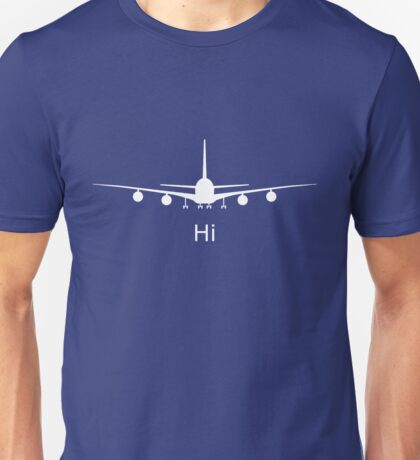 90's airplane commercial  Unisex T-Shirt