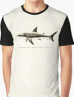 Carcharodon carcharias II Graphic T-Shirt