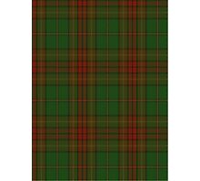 00304 Cavan County District Tartan  Photographic Print