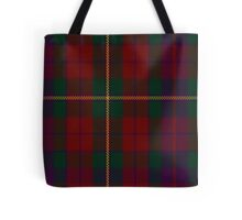 00309 Clare County Tartan  Tote Bag