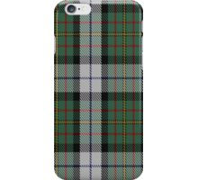 00313 MacLaren Clan/Family Dress Dance Tartan  iPhone Case/Skin