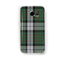 00313 MacLaren Clan/Family Dress Dance Tartan  Samsung Galaxy Case/Skin