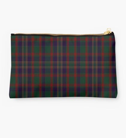 00319 Cork, County (District) Tartan  Studio Pouch