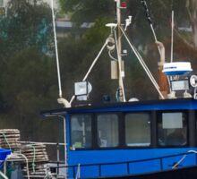 Fishing boat  (Cray) Sticker